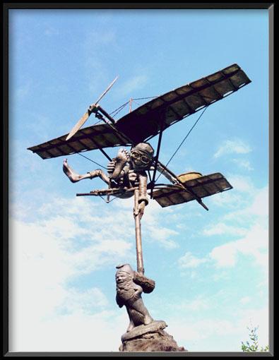 David Goode   Bronze Sculpture